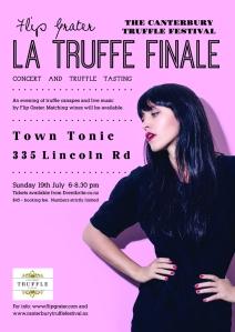 Flip Grater - La Truffe Finale - for WEB